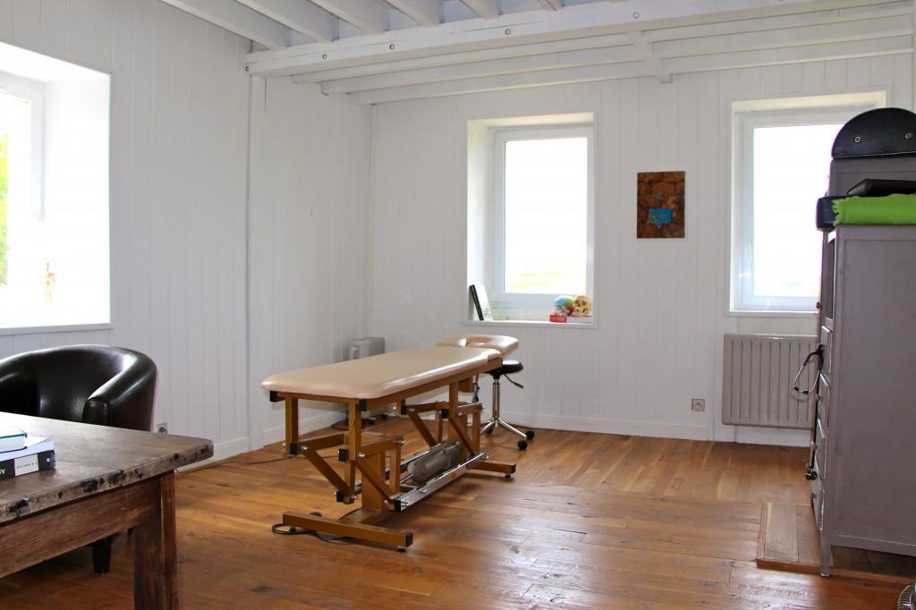 Cabinet osteopathe Decrozant